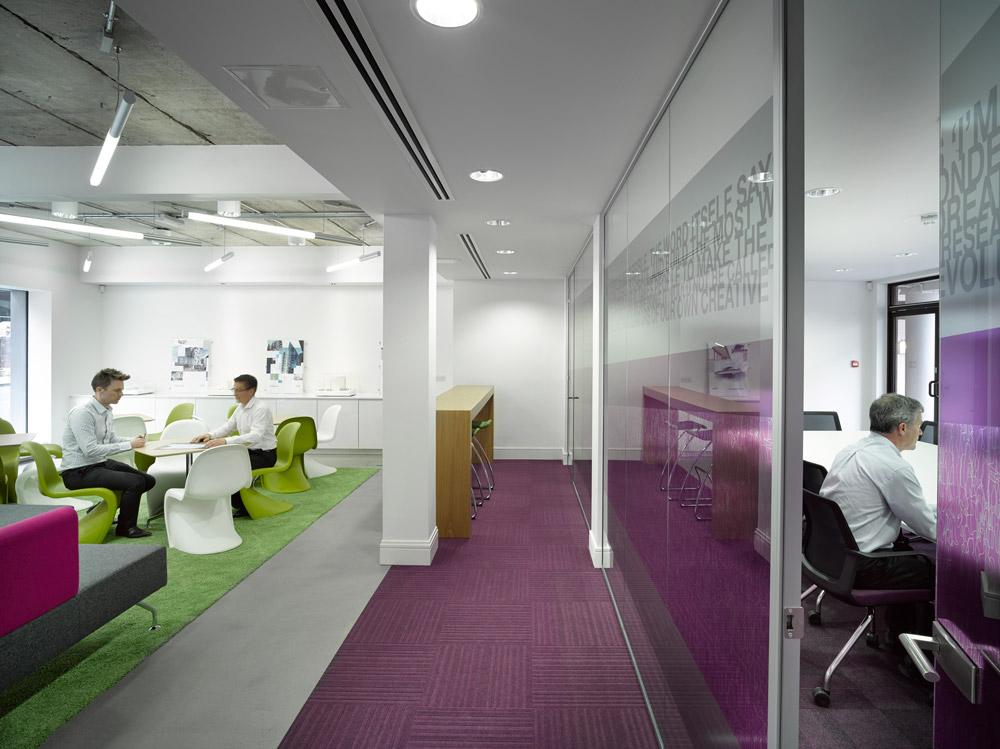 dla design architecture offices triton construction ltd