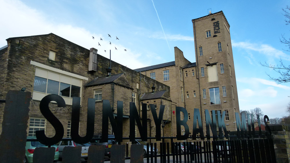 Sunny Bank Mills Farsley Triton Construction Ltd